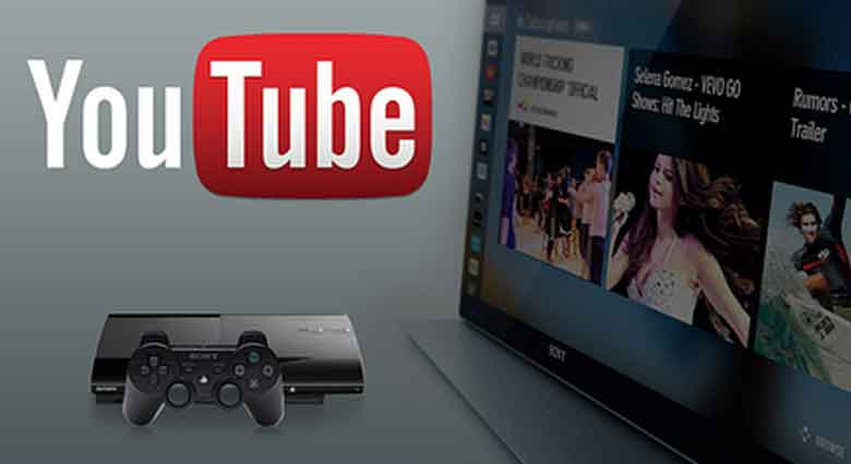 youtube.com activae playstation