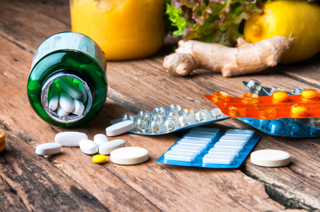 Glucosamine and Chondroitin Supplements