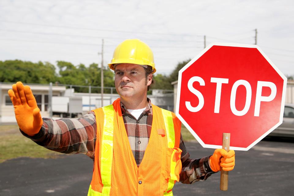 Traffic Control Person Training