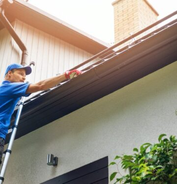 Hiring A Professional Gutter Cleaning