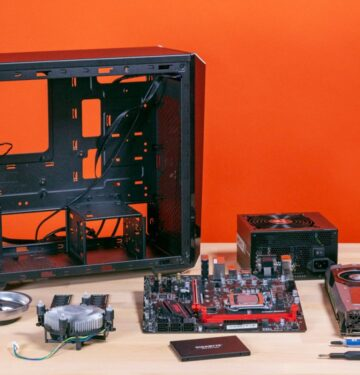 Building Your First Desktop PC