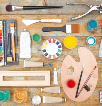 Essential Tools You Need If You Are A Beginner in Painting