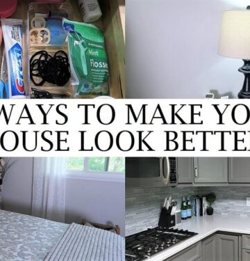 10 Amazing Tips to Make Your House Look Good