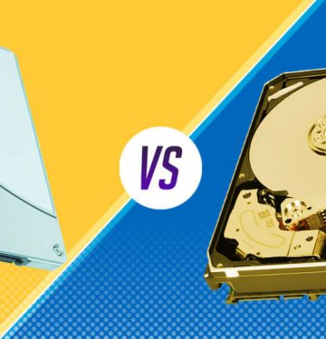 The Main Differences Between Hard Disk Drives and Solid State Drives