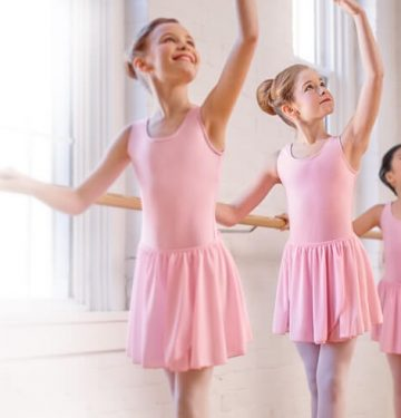 OUTFIT GUIDELINE FOR JAZZ DANCE CLASS