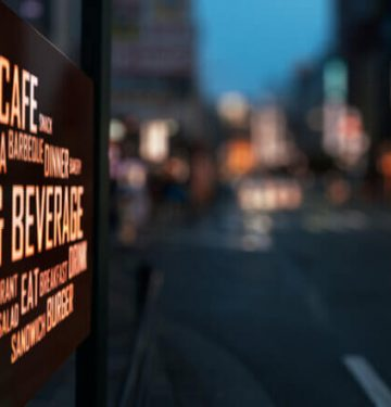 What Should Your Business Have Outdoor Signage?